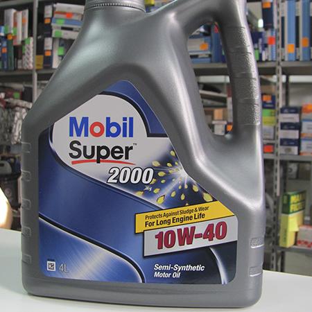 Mobil super 2000 10W-40