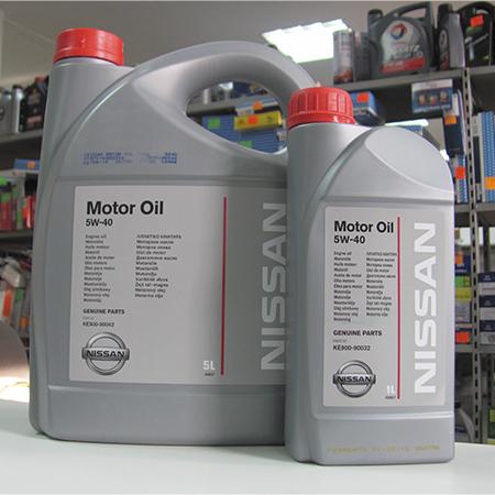 Nissan Morot Oil SW-40
